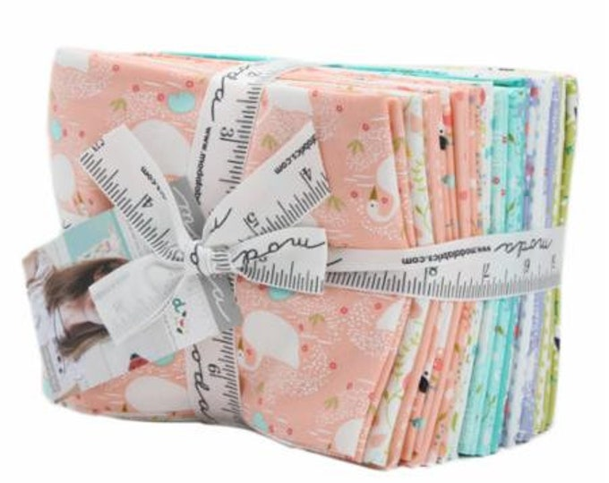 Enchanted by Gingiber for Moda fat quarter bundle 21 fq