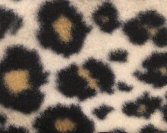 Fleece Cheetah Pillowcase