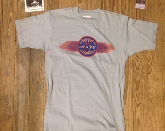 Vintage 1980s Pony T Shirt sz 38 in DeadStock Mint Condition