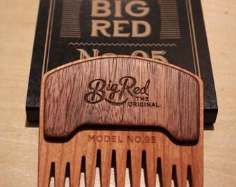 Big Red Beard Comb No.95 Beard Comb