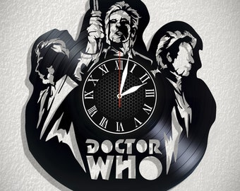 Doctor Who design wall clock, best gift for anyone