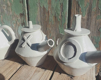 Small Teapot - 500ml / 2 cup.