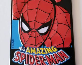 The Amazing Spider-Man Magnet Marvel comic book hero Peter Parker Spiderman