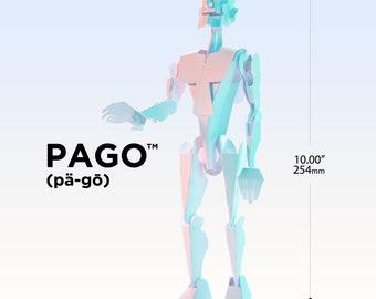 PAGO™ Creative Art-Ventur Project™
