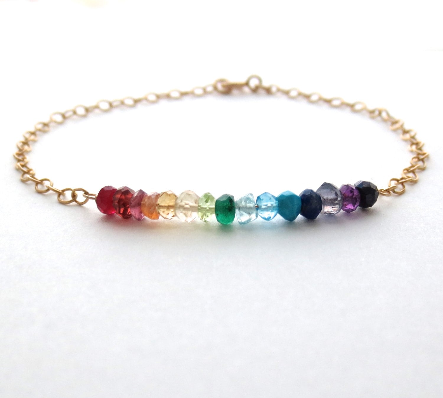 sale love in rainbow bracelet mn greatergood wrapped jewelry products collections