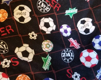 Custom  Soccer Diaper you choose type and size Nb/Sm or Onesize