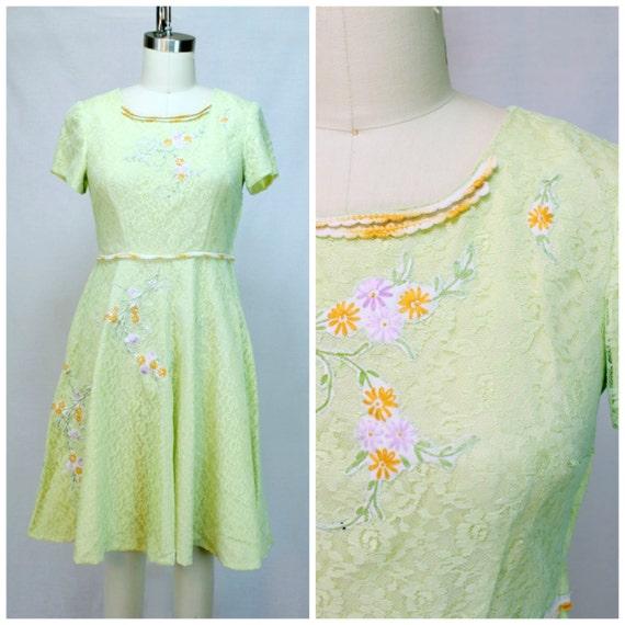 Lolita Lace Dress - Customized Vintage