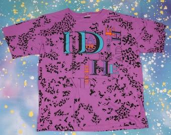 1990's HEAD Shirt by Color Fusion Size L