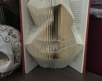 Witches Hat Folded Book
