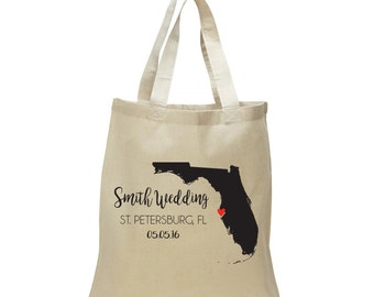 Destination Welcome Bag - Florida - Tampa - Orlando - St Petersberg - Miami - Jacksonville