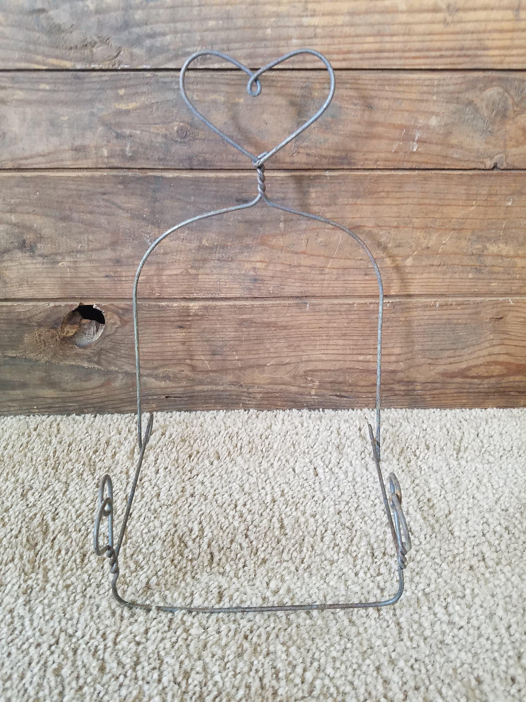 Soporte de marco de foto de alambre. Foto soporte, soporte de marco ...