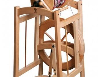 100+ Dollar Bonus Pkg New Ashford Country Spinner 2 Spinning Wheel Free Shipping