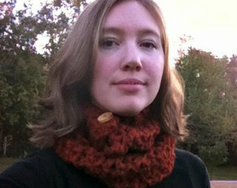 Thick and Quick Scarf Pattern