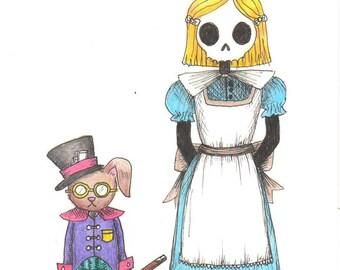 Alice & the Rabbit