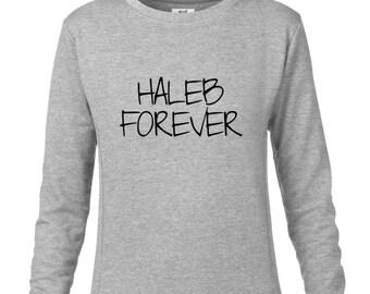 Haleb Forever Printed Sweatshirt