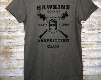 Hawkins Indiana Babysitters Club