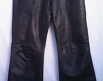 Highwayman Motorcycle Jeans. 1970s.