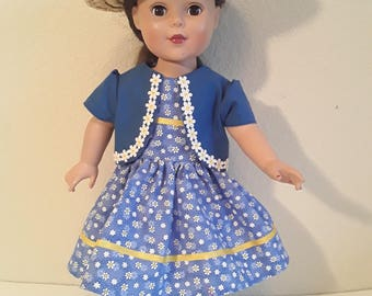 18 Inch Girl Doll Outfit #174
