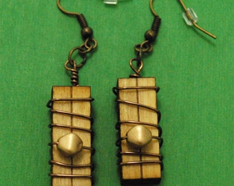 Remnant Series – Wrapped Earring