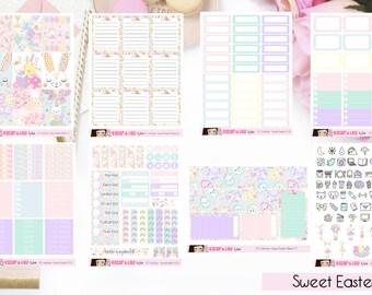 EC Vertical Sticker Kit - Sweet Easter