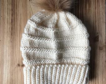 CHELSEA BEANIE || Knitting Pattern