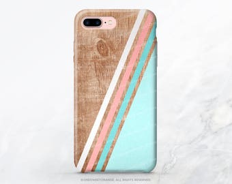 iPhone X Case iPhone 8 Case iPhone 7 Case Geometric Mint iPhone 7 Plus Case iPhone SE Case Tough Samsung S8 Plus Case Galaxy S8 Case T77d