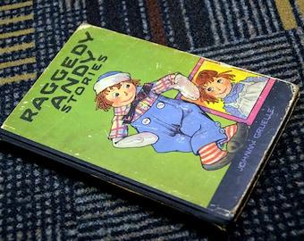 Raggedy Andy Stories – 1920 Original