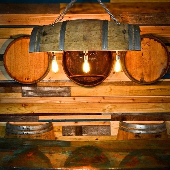 Pool Table Barrel Light