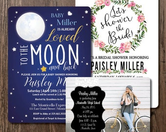 Round The Edges On Your Invitations - Rounded Edges
