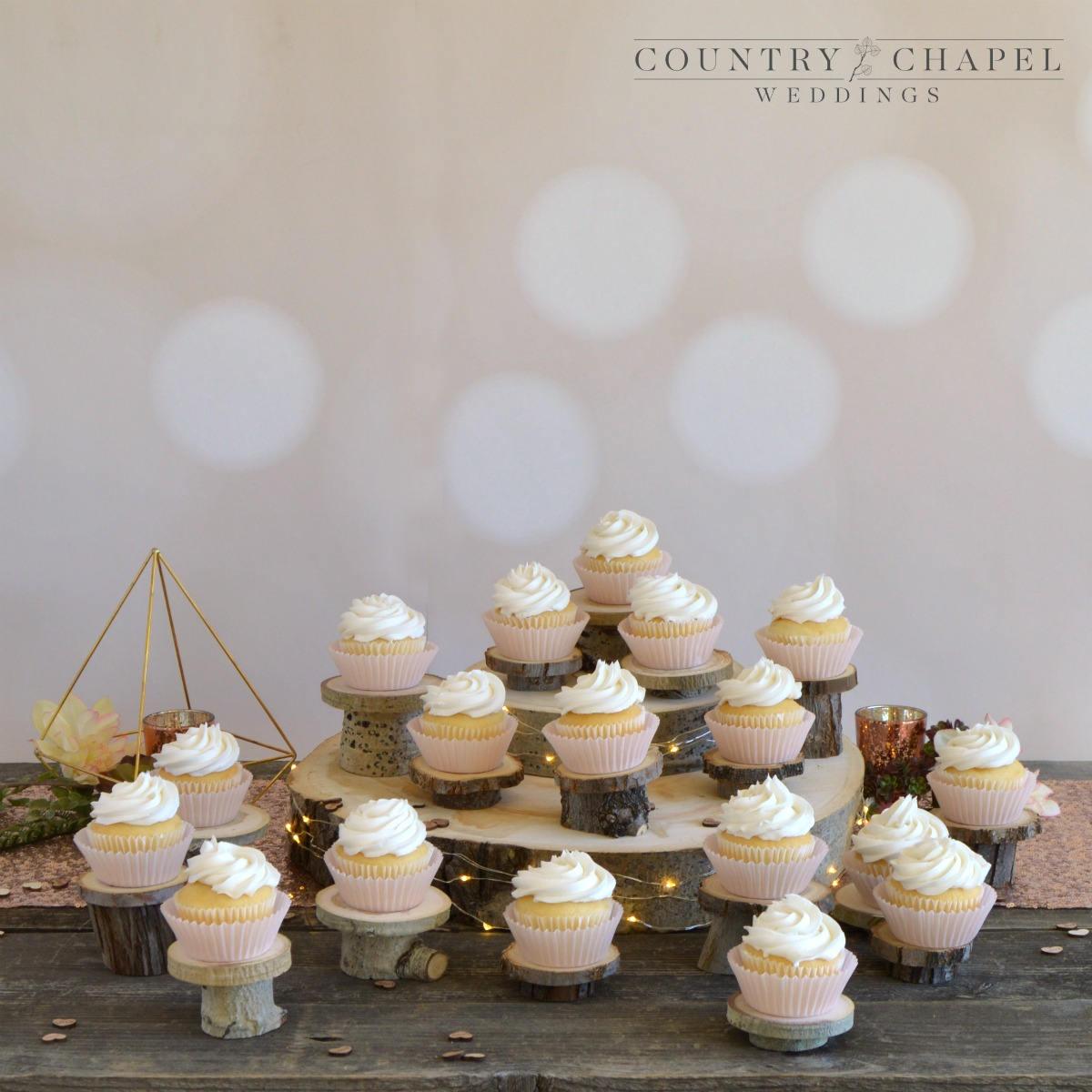 15 Rustic Cupcake Stands Individual Cupcake Stands Summer