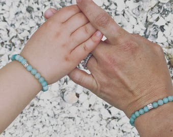 Mommy and me sterling silver edition