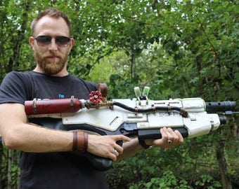 Mass Effect custom Fallout rifle