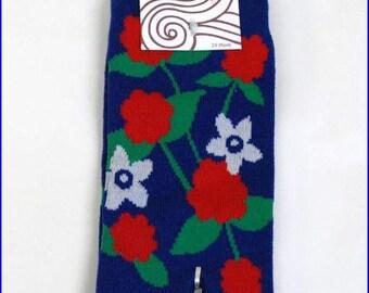 New!! tabi socks for 2 fingers kutsushita for ladies made in Japan kawaii navy