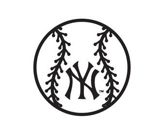 New York Yankees Baseball Logo