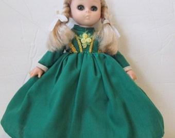 "1980 Playmates Doll 8 1/2"""