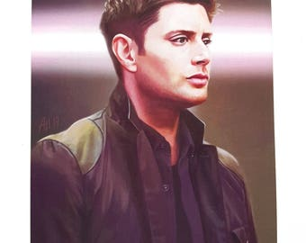 Dean Winchester. Believer