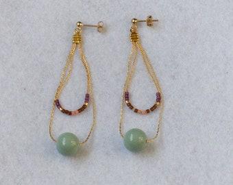 These Darling earrings