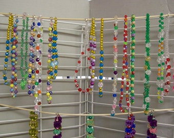 Grab Bag ... Fun Necklaces for the young and the young at heart, 2 Necklaces for 3.00 .... Wonderful Colors