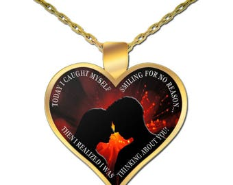 Valentine's Pendant Necklace for loved one.