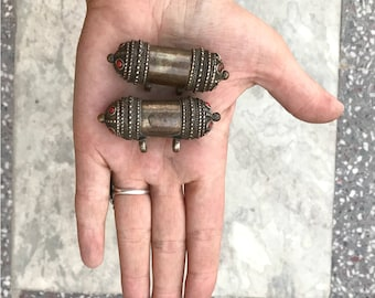 The Jam Market Finds - CAPSULE PENDANTS - Nepali Vintage