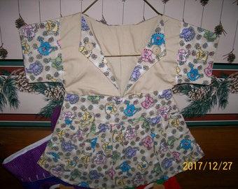 Watering Can Handmade Clothes Pin Bag