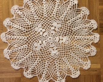 Crochet Doily 14 inches