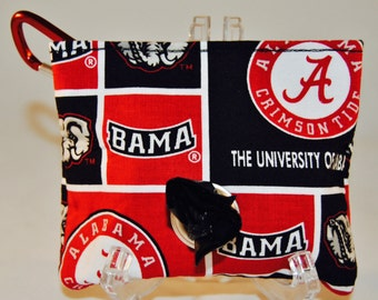 Alabama Poop Bag Pouch