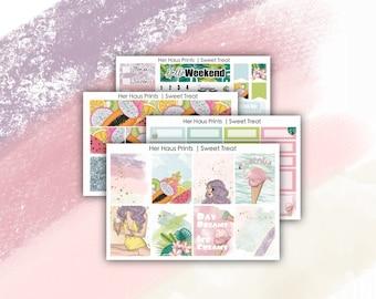 Essentials Weekly Kit - Sweet Treat - Erin Condren Vertical Life Planner
