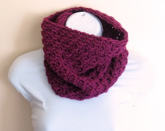 Wildberry Cowl