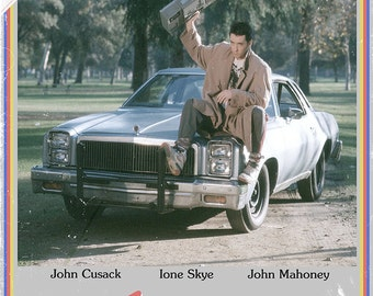 """Say Anything 11x17"""" Movie Poster"""