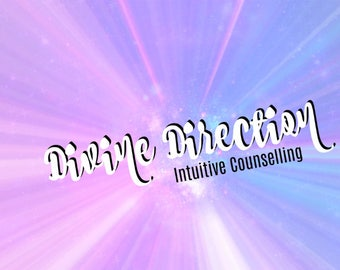 RESERVED - Intuitive Counselling 1 Hour Session