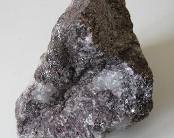 Lepidolite, Quartz, Harding Pegmatite
