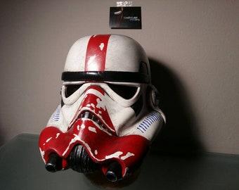 Storm Trooper Incinerator helmet