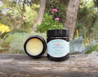 Anti-fungal, Anti-septic, Anti-bacterial herbal Beeswax Salve. Herbal Healing Salve,Balm. All Natural Organic Oils